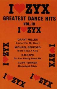 Greatest Dance Hits Vol. 18 - Cover