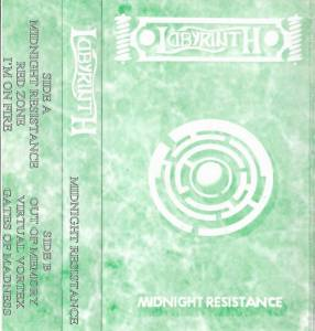 Cover - Labyrinth: Midnight Resistance