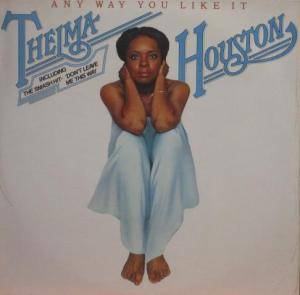 Cover - Thelma Houston: Any Way You Like It