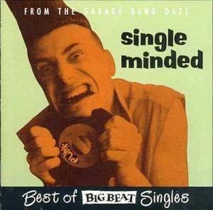 Cover - Bananamen, The: Single Minded - The Big Beat Singles