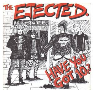 Cover - Ejected, The: Have You Got 10p?