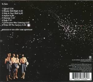 Supertramp: Crime Of The Century (CD) - Bild 2