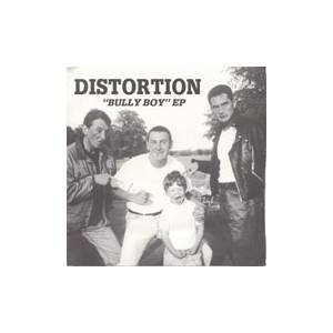 Cover - Distortion: Bully Boy