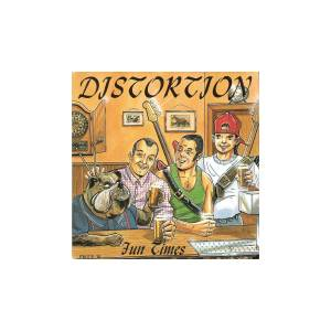 Cover - Distortion: Fun Times