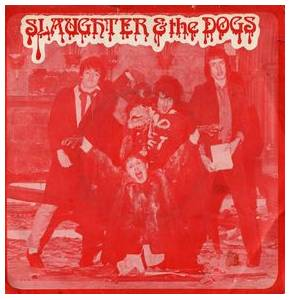 Cover - Slaughter And The Dogs: Cranked Up Really High