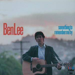Cover - Ben Lee: Something To Remember Me By