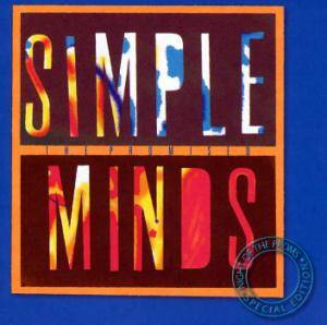 Cover - Simple Minds: Promised, The