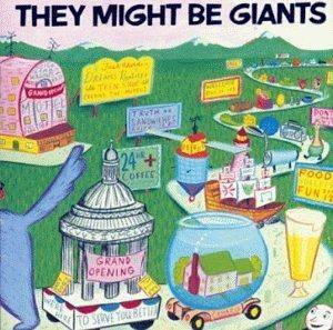 They Might Be Giants: They Might Be Giants (CD) - Bild 1
