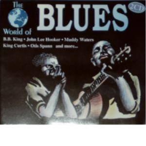 World Of Blues, The - Cover
