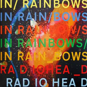 Radiohead: In Rainbows - Cover