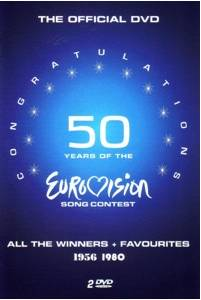 Cover - Isabelle Aubret: Congratulations - 50 Years Of The Eurovision Song Contest 1956 1980