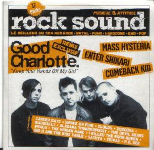 Cover - Various Artists/Sampler: Rock Sound (F) - Volume 118