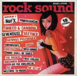 Rock Sound (F) - Volume 103 - Cover