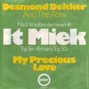Cover - Desmond Dekker And The Aces: It Miek