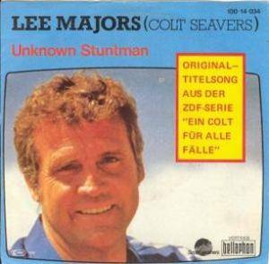 Cover - Leonard Bernstein: Unknown Stuntman