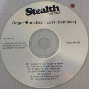 Cover - Roger Sanchez: Lost (Remixes)