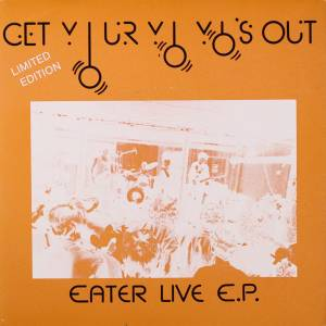 Cover - Eater: Get Your Yo Yo's Out