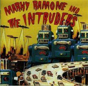 Marky Ramone & The Intruders: Marky Ramone And The Intruders - Cover