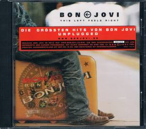Bon Jovi: This Left Feels Right (CD) - Bild 2