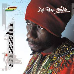 Sizzla: Da Real Thing - Cover