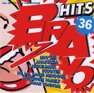 Cover - Jan Wayne Meets Lena: Bravo Hits 36