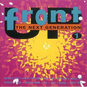 Up Front - The Next Generation - Cover