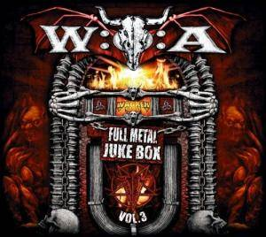 W:O:A Full Metal Juke Box Vol. 3 - Cover
