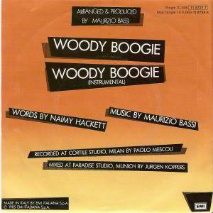 "Baltimora: Woody Boogie (7"") - Bild 2"