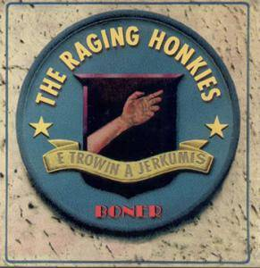 Cover - Raging Honkies, The: Boner