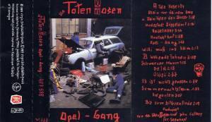 Die Toten Hosen: Opel-Gang (Tape) - Bild 1