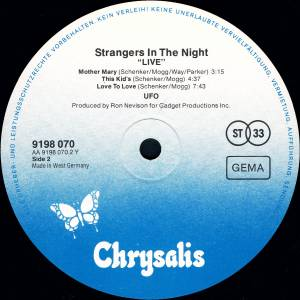UFO: Strangers In The Night (2-LP) - Bild 5