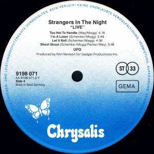 UFO: Strangers In The Night (2-LP) - Bild 7