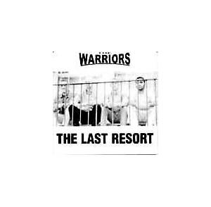 Cover - Warriors, The: Last Resort, The