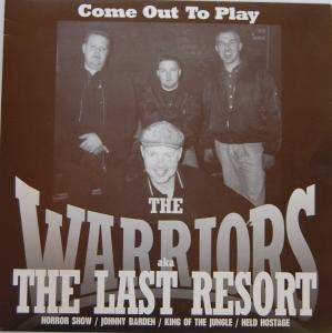 Cover - Warriors, The: Come Out To Play
