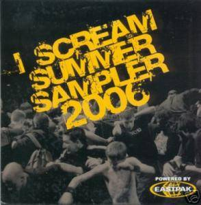 Cover - Wrecking Crew: I Scream Summer Sampler 2006