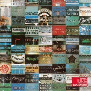 Chicago: Greatest Hits, Volume II - Cover