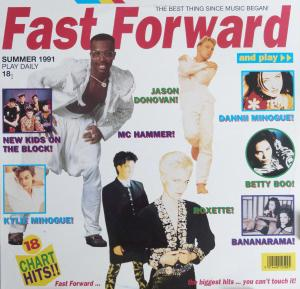 Fast Forward - Cover