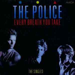 The Police: Every Breath You Take - The Singles (LP) - Bild 1
