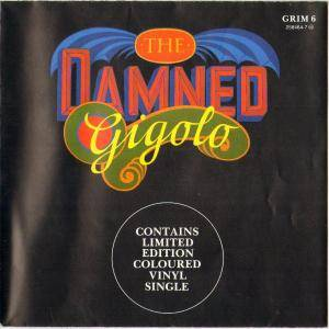 The Damned: Gigolo - Cover