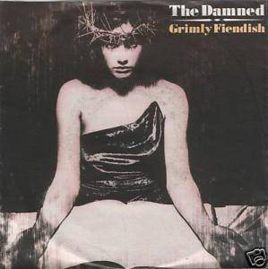 The Damned: Grimly Fiendish - Cover