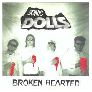 Cover - Sonic Dolls: Broken Hearted