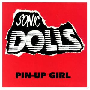Cover - Sonic Dolls: Pin-Up Girl