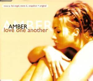 Cover - Amber: Love One Another