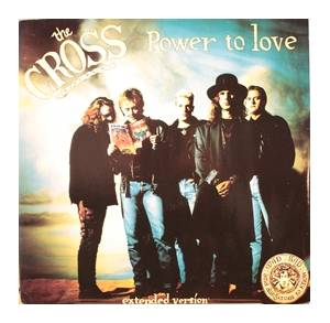 The Cross: Power To Love - Cover
