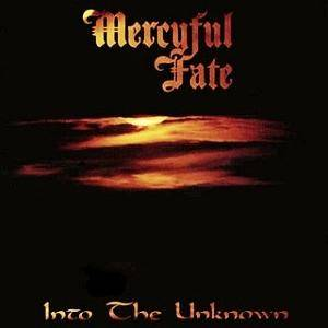 Cover - Mercyful Fate: Into The Unknown