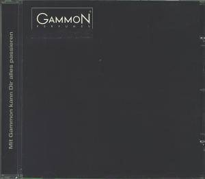 Gammon Cool Hits - Cover