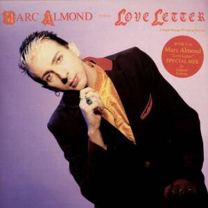 Marc Almond: Love Letter - Cover