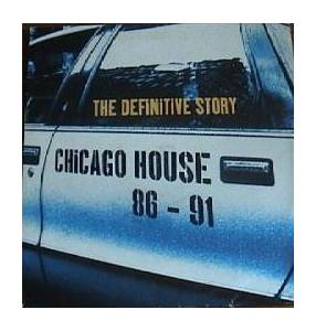 Cover - Robert Owens: Chicago House 86-91
