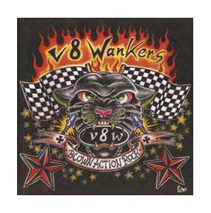 Cover - V8 Wankers: Blown Action Rock