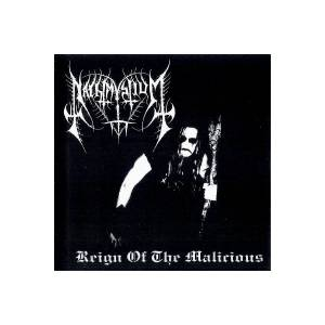 Nachtmystium: Reign Of The Malicious - Cover